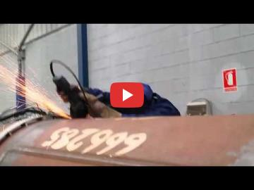 Embedded thumbnail for We take welding to the next level